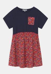 Lemon Beret - SMALL GIRLS - Jersey dress - dress blues - 0