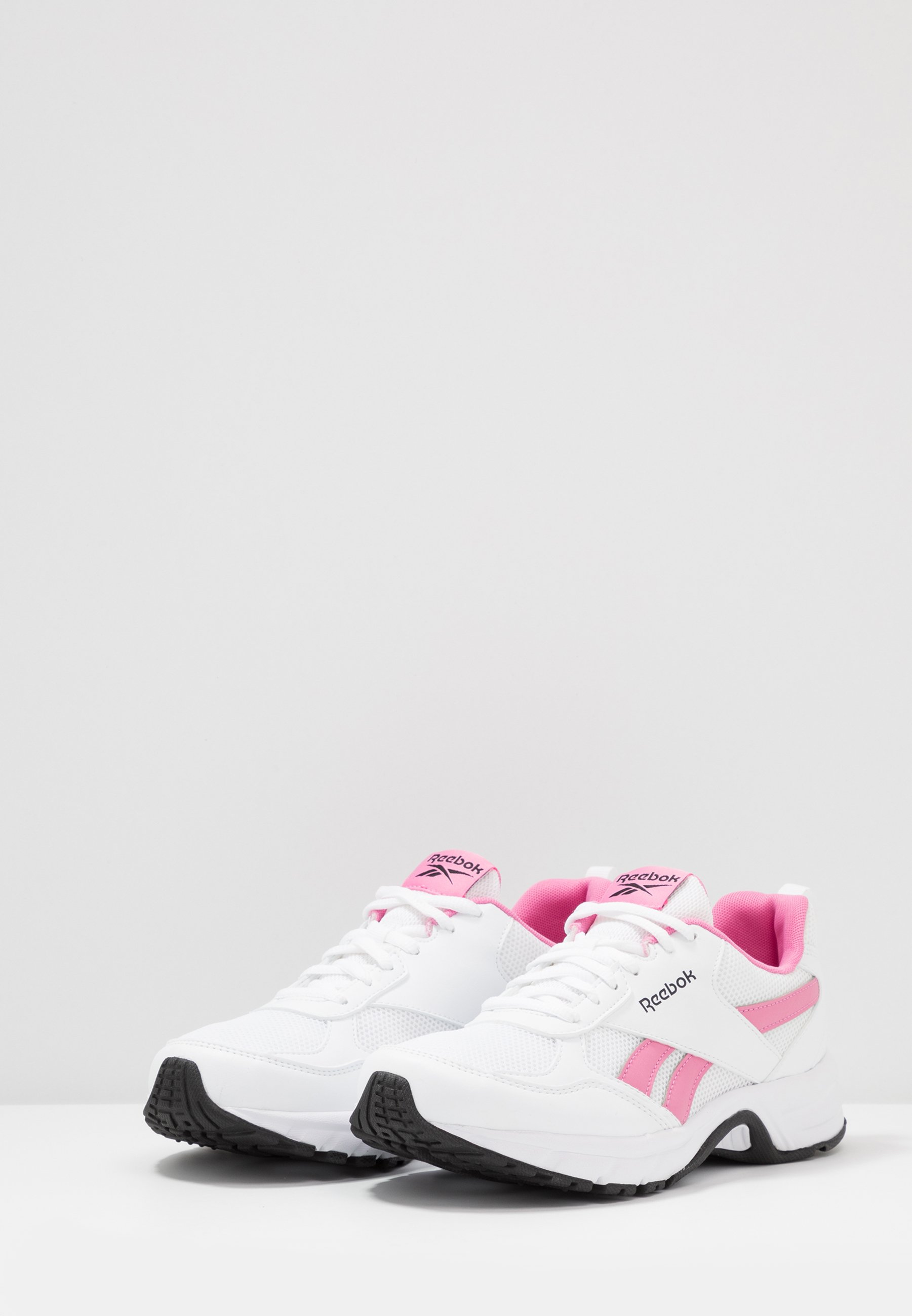 Offer Cheapest Reebok PHEEHAN - Neutral running shoes - white/posh pink/black | men's shoes 2020 PRXaK