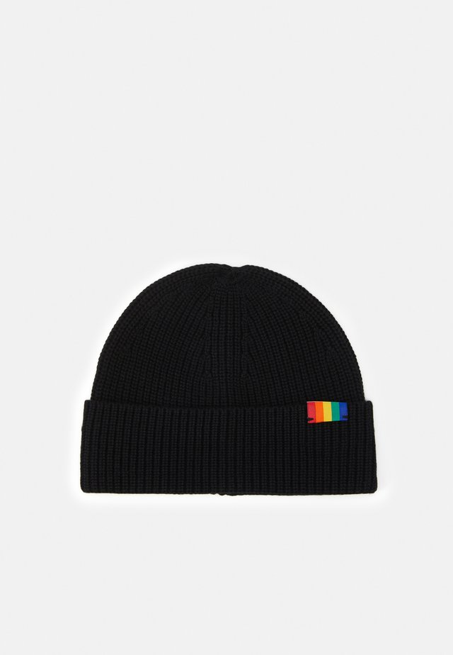 WE ARE ONE BEANIE - Lue - black