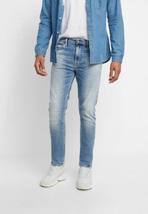 SIMON SKINNY - Jeans Skinny Fit - corbin light blue