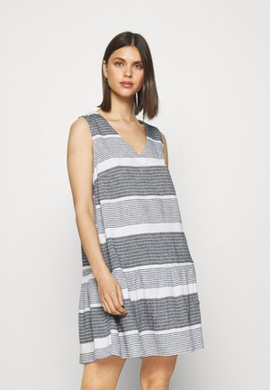 PACIFIC COVER UP - Beach accessory - black