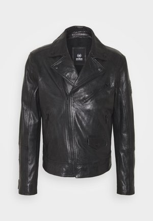 ORIGLIO - Leather jacket - black