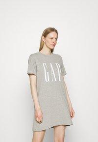 GAP - TALL DRESS - Sukienka z dżerseju - grey heather - 0