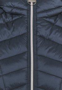 Barbour International - Zip-up sweatshirt - metallic blue - 2