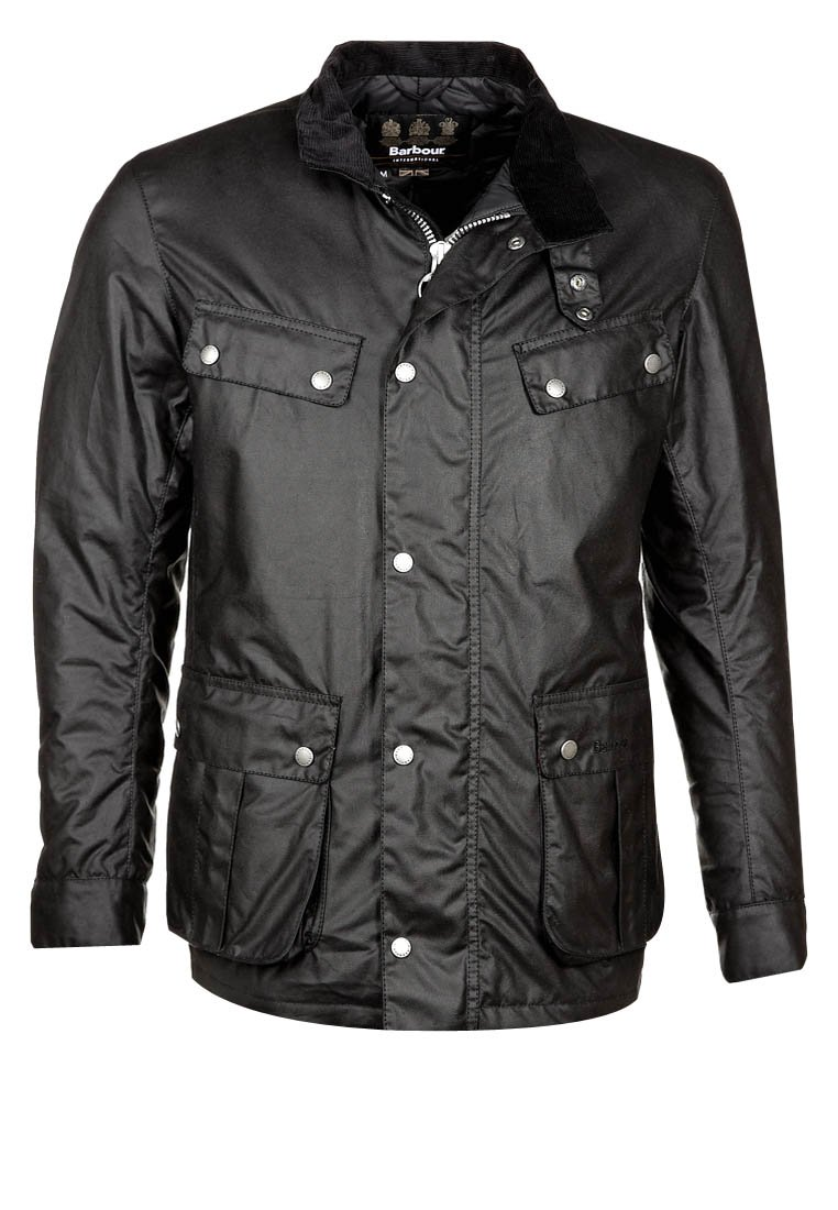 Barbour International - DUKE - Light jacket - black