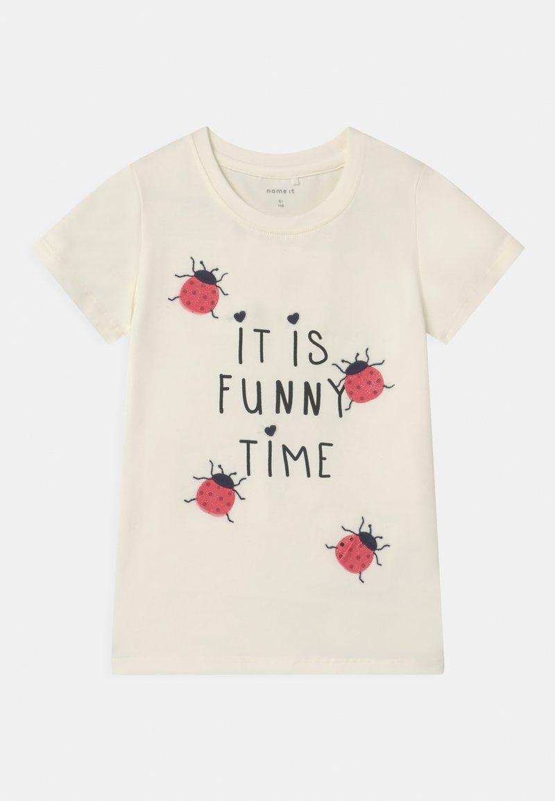 Name it - NMFDASA - T-shirts print - snow white
