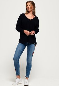 Superdry - CASSIE  - Jeans Skinny Fit - american blue - 1