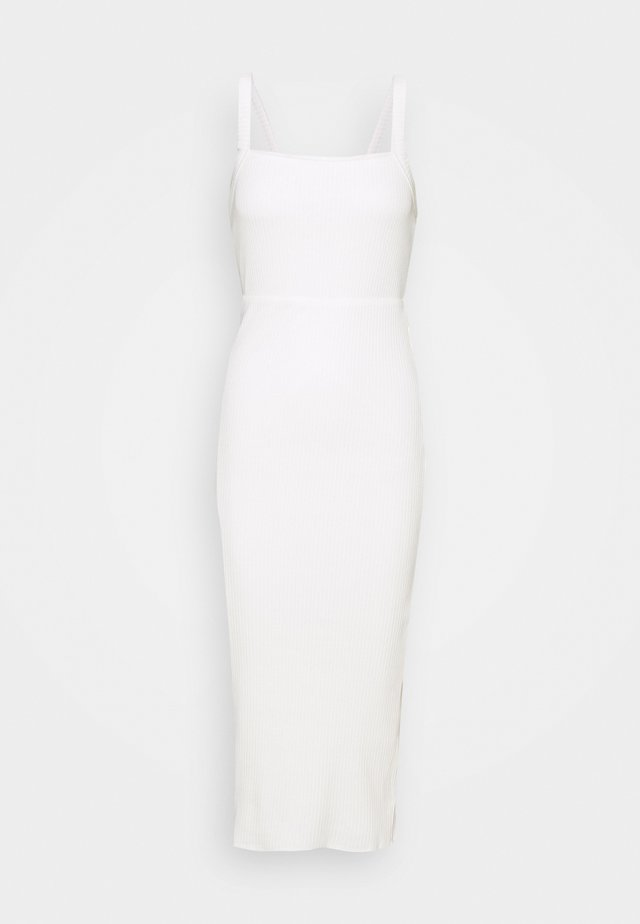 90S TANK DRESS - Day dress - ivory