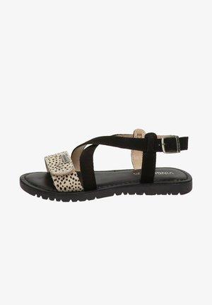 EVELINE - Sandals - zwart