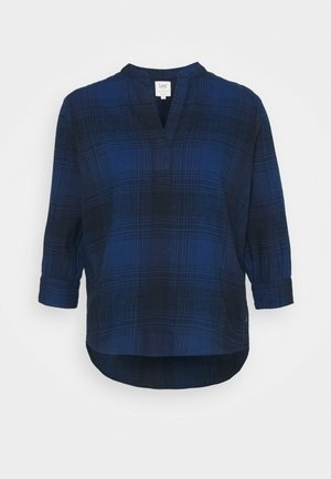 ESSENTIAL BLOUSE - Topper langermet - washed blue
