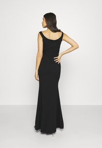 WAL G. - OFF THE SHOULDER DRESS - Suknia balowa - black - 2