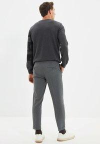 Trendyol - PARENT - Pantalon classique - grey - 2