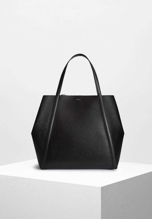 NORTON  - Tote bag - black