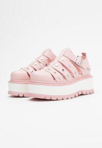 Koi Footwear - VEGAN RELAY - Nazouvací boty - pink - 2