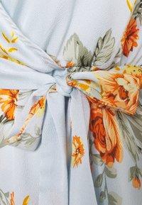 Vila - VIJOSE LUNA SHORT DRESS - Denní šaty - ashley blue - 2