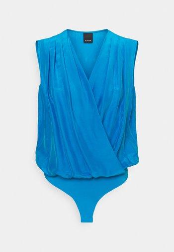 INES HABUTAY SOFT TOUCH - Blouse - blue