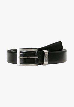 Formální pásek - black