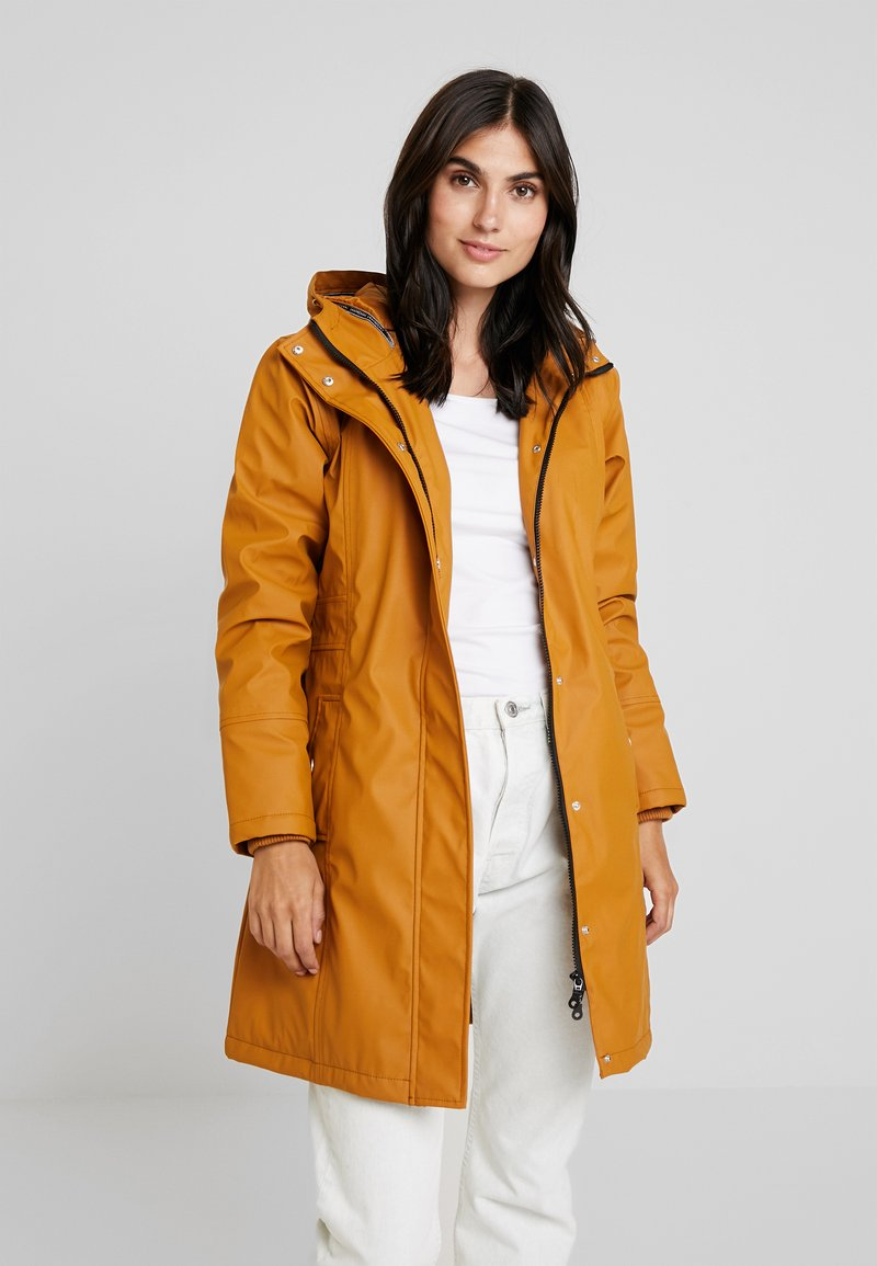 Freequent - Parka - cathay spice