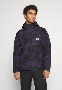 Carhartt WIP - NIMBUS PULLOVER - Light jacket - purple - 0