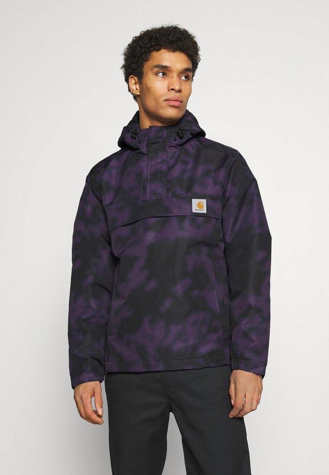 NIMBUS PULLOVER - Light jacket - purple