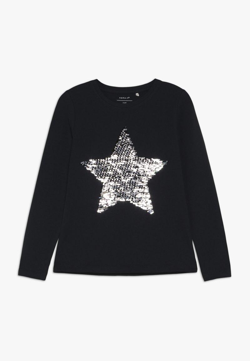 Name it - NKFLASTAR - Långärmad tröja - dark sapphire