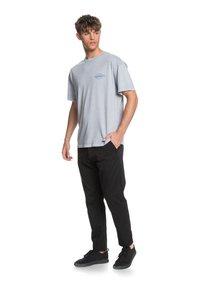 Quiksilver - HARMONY HALL  - Print T-shirt - lilac gray - 1