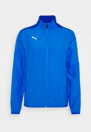 TEAMGOAL SIDELINE JACKET - Giacca sportiva - electric blue
