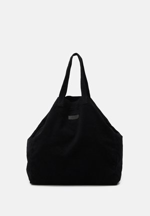 BIG TOTE - Shoppingveske - black