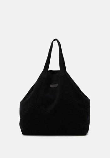 BIG TOTE - Tote bag - black