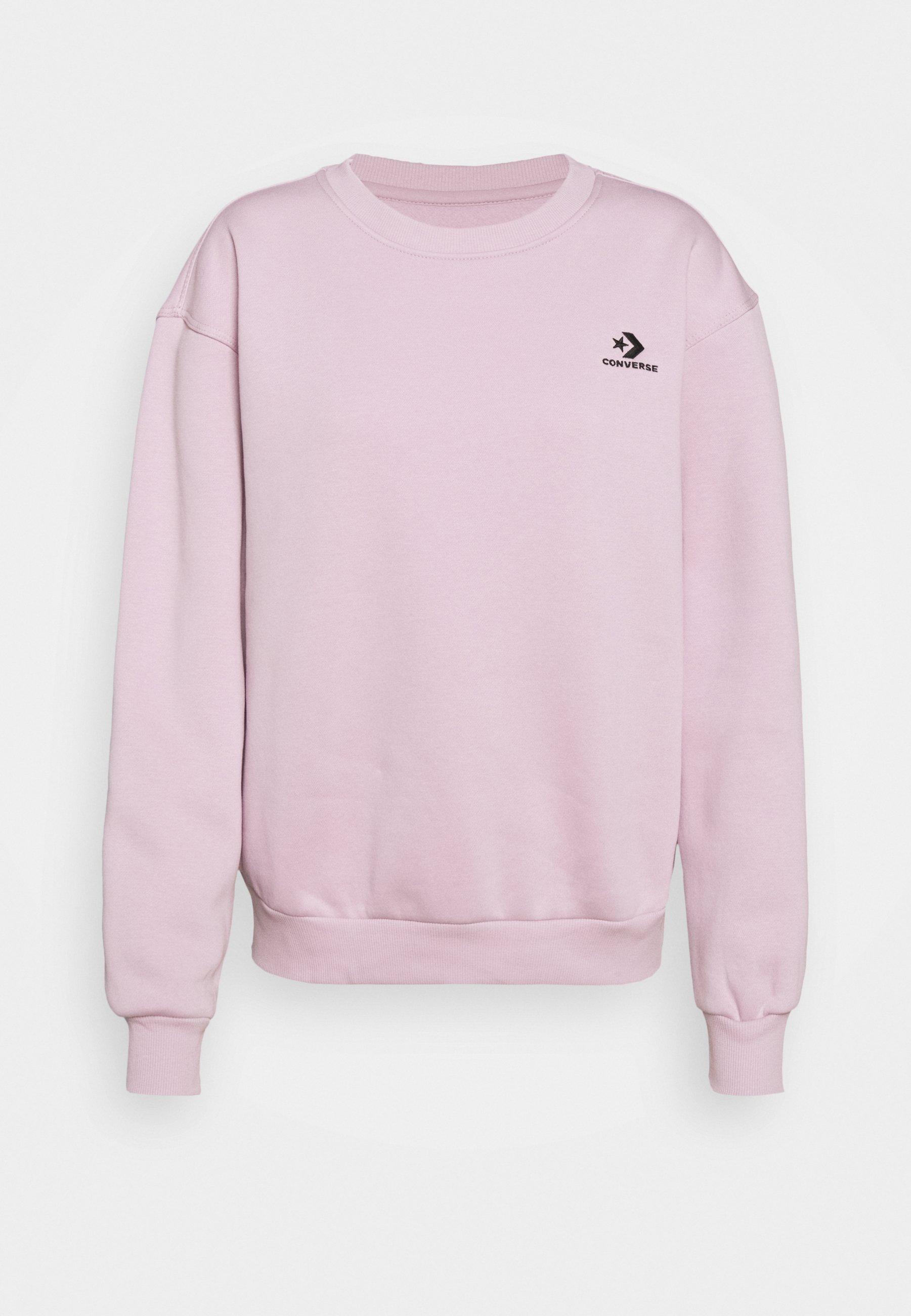 Women EMBROIDERED CREW - Sweatshirt