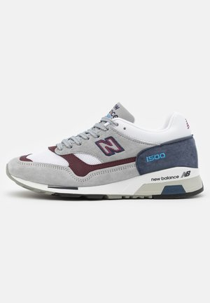Trainers - grey/navy