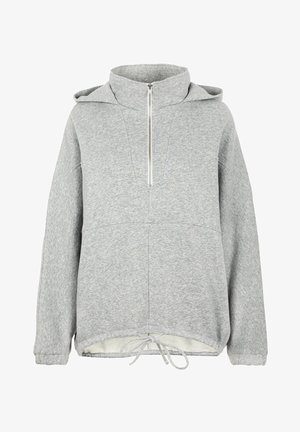 Sweat à capuche - light grey melange