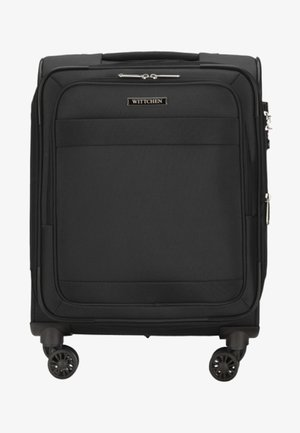 TRAVEL - Wheeled suitcase - black