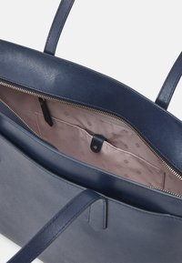 kate spade new york - LARGE ZIP TOP WORK TOTE - Tote bag - nightcap dark blue - 4