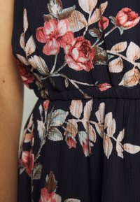 ONLY - ONLKARMEN DRESS - Robe d'été - night sky/rose - 4