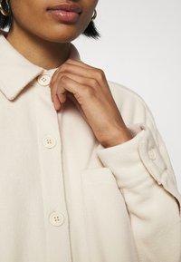 Monki - DIDO - Button-down blouse - beige dusty light - 5