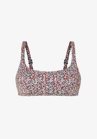 OYSHO - DITSY FLORAL BIKINI TOP 32440453 - Bikini top - multi-coloured - 5