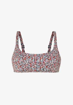 DITSY FLORAL BIKINI TOP 32440453 - Bikini top - multi-coloured