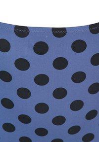Zizzi - Bikinibroekje - blue - 4