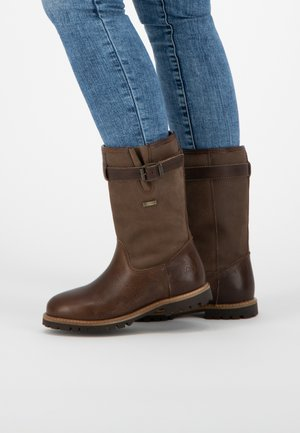 FINLAND - Boots - dark brown