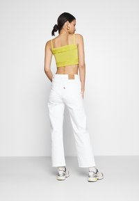 Levi's® - RIBCAGE STRAIGHT ANKLE - Straight leg jeans - cloud over - 2