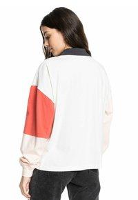 Quiksilver - Polo shirt - white - 2