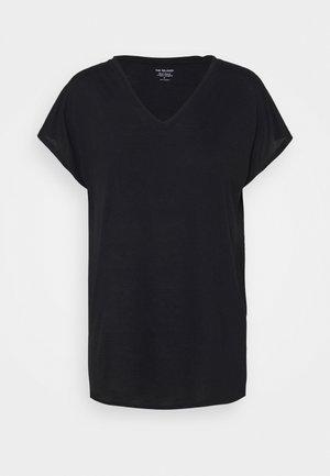 RELAXED  - Basic T-shirt - black