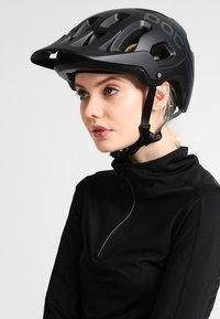 POC - TECTAL - Helmet - black - 1