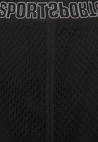 Marc Cain - A-line skirt - black - 2
