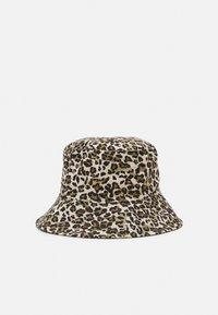 PCNABBY BUCKET HAT - Klobouk - black
