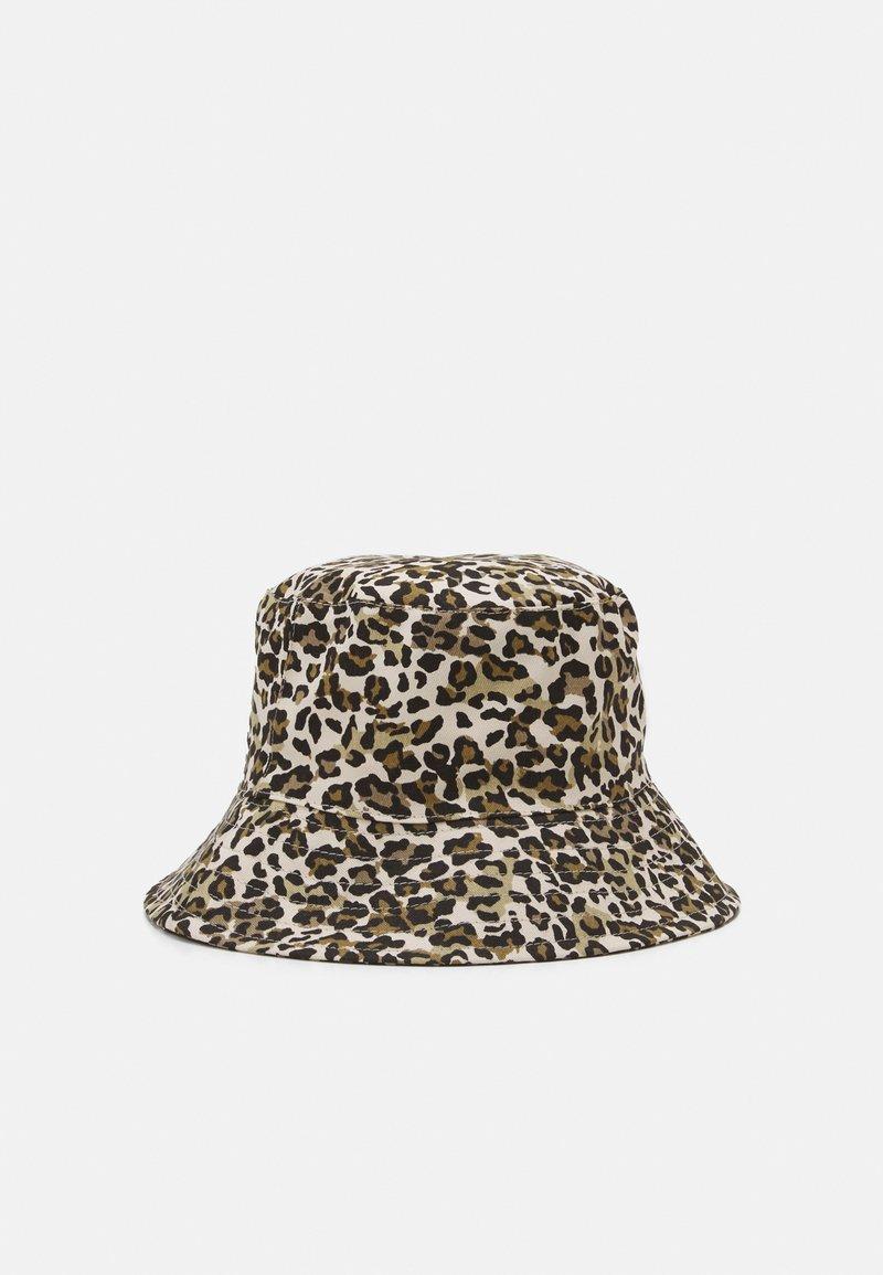 Pieces - PCNABBY BUCKET HAT - Klobouk - black