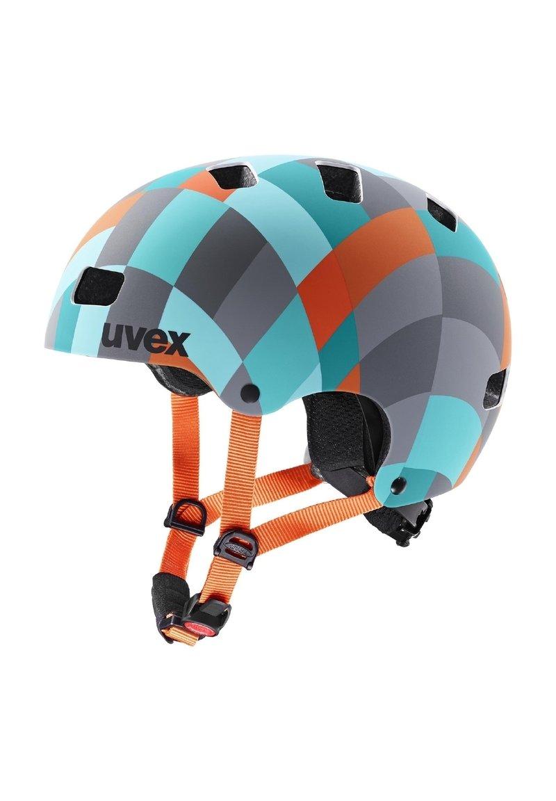 Uvex - MANDANT - Helmet - green checkered (s41497211)
