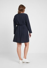 JUNAROSE - by VERO MODA - JRALIKA - Day dress - navy blazer - 2