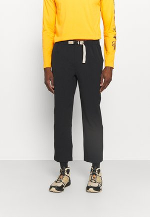 TECH EASY PANT - Outdoor trousers - black